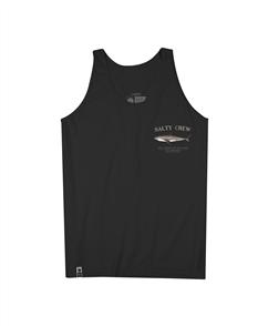 Salty Crew Bruce Tank, Black