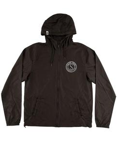 Salty Crew Palomar Snap Jacket, Black