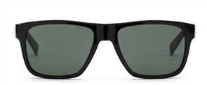 OTIS Life on Mars Sunglasses, Matte Black/ Grey