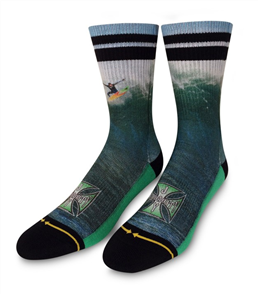 Merge4 Mens Jay Moriarity Cover Mens Socks