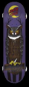 Santa Cruz Deck, ASTA NIGHT OWL POWERPLY 8 X 31.5