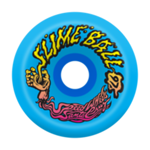 SLIME BALLS 60MM VOMITS BLUE 97A WHEEL