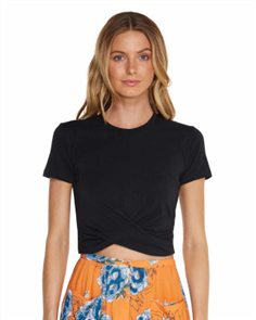 Oneill EMBRACE TOP, BLACK OUT