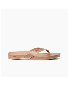Reef CUSHION COURT SANDALS, Rose Gold