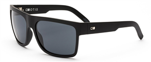 OTIS Road Trippin Polarized Sunglasses, Matte Black Grey