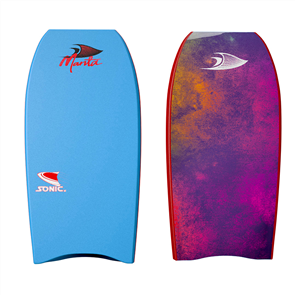 Manta Sonic Bodyboard, Ice Blue