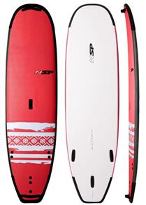 NSP 05 Soft Eva Wide Surf Board