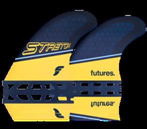 Futures Stretch Quad Honeycomb