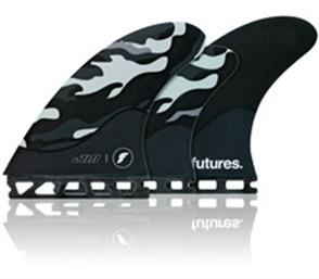 Futures Jm2 5 Fin Set HC-Carbon
