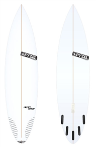 Pyzel Next Step Board with 5 Future Fins