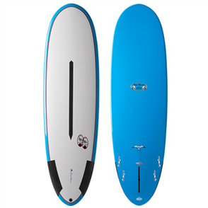 Takayama Scorpion 2 Tuflite Pro Carbon Surfboard - Blue Grey