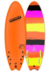 Odysea Odysea Skipper Quad Softboard, Sportif Orange 18