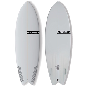 Super Brand Siamese Twin Shortboard