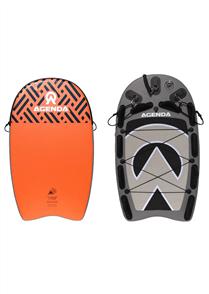 Agenda Jet Ski Surf Rescue Sled - Grey 6'0
