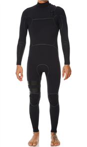 Hurley Advantage Max Superheat 2/2mm Full Suit Wetsuit, 00A