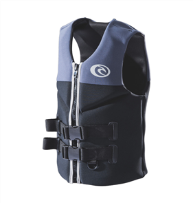 Rip Curl Womens Omega Buoyancy Vest, Black