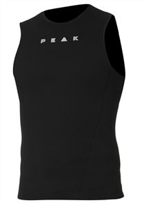 1.5mm Energy Sleeveless Wetsuit Vest, Black