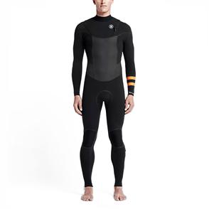 Hurley Mens Ltd 2/2mm Full Suit Wetsuit 00Ab, Black B