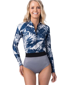Rip Curl Searchers Long Sleeve Spring, Navy