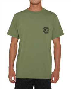 Oneill LONE ROSE TEE, ARMY