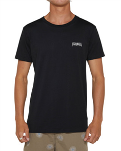 Oneill SEA MONSTER TEE, BLACK