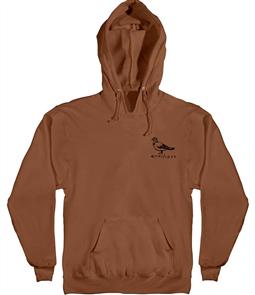 Anti Hero OG PIGEON Pullover Hooded Sweatshirt, Saddle