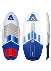 """Armstrong Foils Surf Kite Tow Board 4'5.5"""" 33.5L"""
