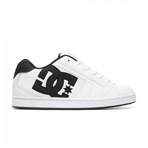 DC Net SE Mens Shoe, White White Black