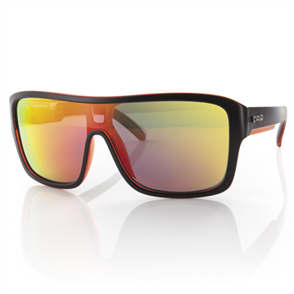 Carve Anchor Bread Pol/Iridium Sunglasses, Matt Black