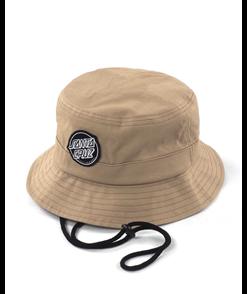 Santa Cruz Aptos 2 Bucket Hat, Sand