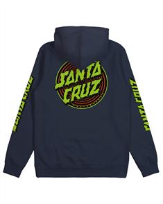 Santa Cruz DEPTH DOT POP YOUTH HOOD, BLUE NIGHTS