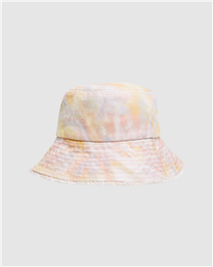 Billabong SUNSET SHORE HAT, WHITE/PINK