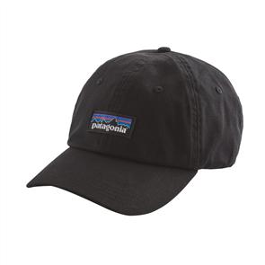 Patagonia P-6 Label Trad Cap, Black