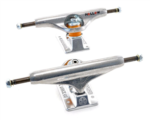 Independent 149 Stage Forged 11 Hollow Silver Standard Trucks