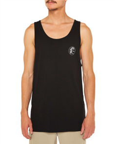 Oneill Jacks Base Tank, Black Out