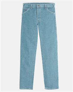 Dickies RELAXED STRAIGTH FIT JEANS, LIGHT INDIGO