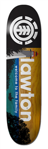 Element Lawton Welcome Deck 8.1""