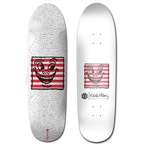 Element Deck Keith Haring 1987, 8.3""