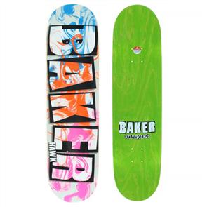 """Baker Deck Riley Hawk Brand Ink Drop, Size 7.75"""""""