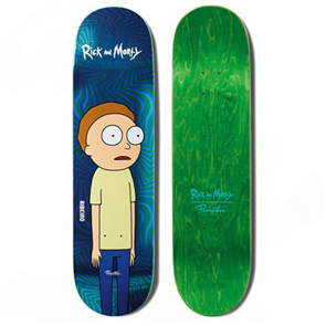 Primitive RIBEIRO MORTY DECK D2, Size 8.1""