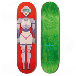 Primitive GWENDOLYN TEAM DECK D2, Size 8.5""