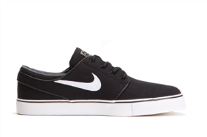 Nike Janoski Mens Shoes, Black