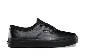 Vans Authentic (Leather) Shoes Youth