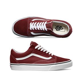Vans Old Skool Mad Shoe, Brown True White