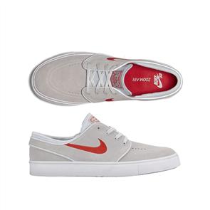 Nike SB Zoom Stefan Janoski Shoe, Pure Platinum University, Grey (060)