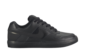 Nike Sb Delta Force Vulc Shoe, Black Black