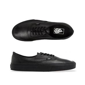 Vans Auth (Classic Tumble) Shoe, Black Mono