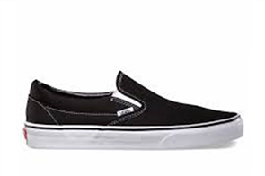 Vans CSO(Classic Slip-Ons) Shoes, Black White