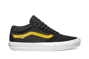Vans Tnt Sg Shoes, Black Tawny Olive