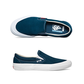 Vans Slip-On Pro (Toe-Cap), Reflecting Pond